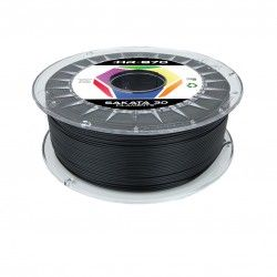 Sakata 3D filamento PLA HR 870 - Negro / Black
