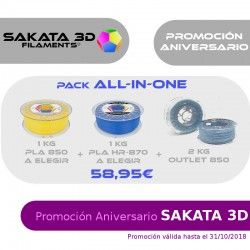 Pack ALL-IN-ONE Promoción Aniversario