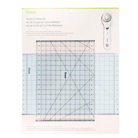 Cricut Kit de corte. Base 18x24 + Cutter