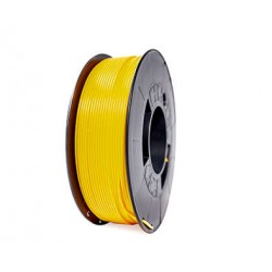 3DWorld PLA 850 Premium 1Kg 1.75mm Amarillo intenso