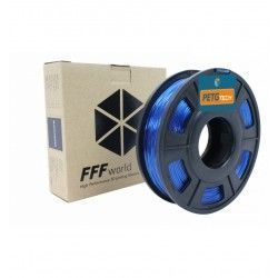 FFF World PETG Azul Tech 1.75 mm 250g