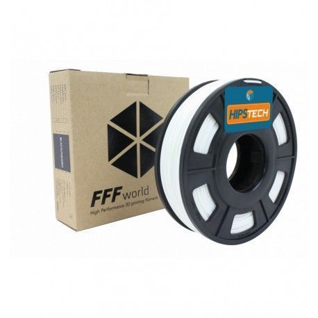 FFF World HIPS Blanco 1.75 mm 250g