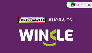 All Colors Materials 3D ahora es WINKLE