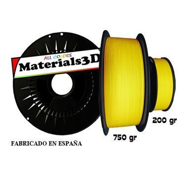 All Colors Materials 3D Tenaflex filamento flexible