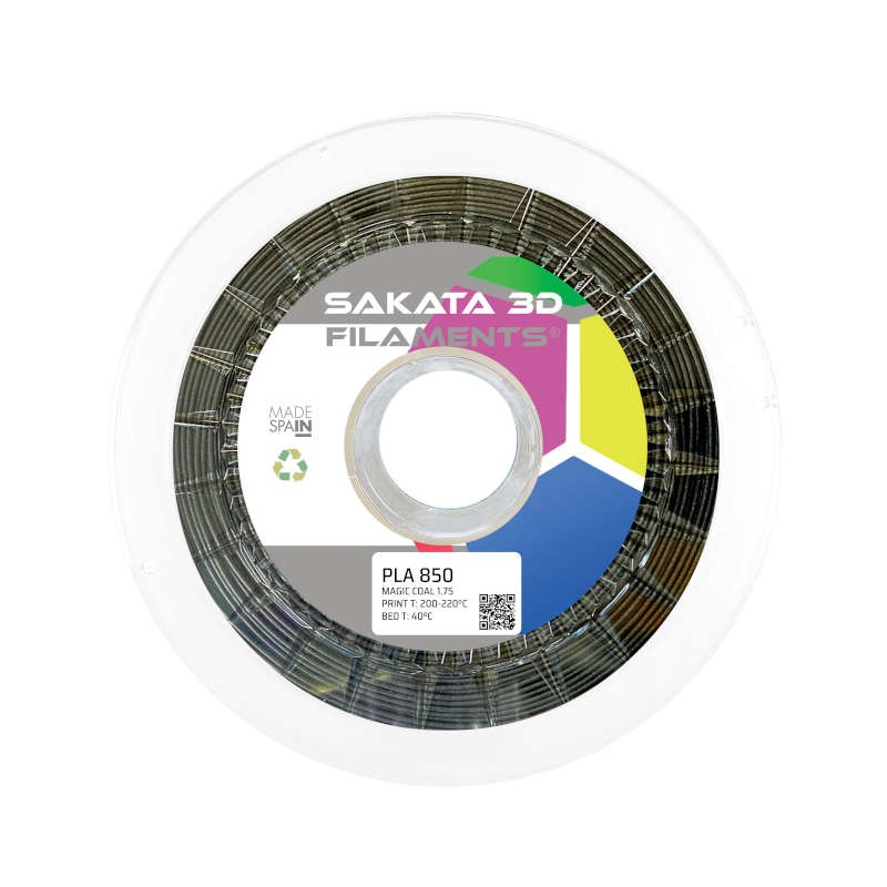 Sakata 3D filamento PLA MAGIC 850